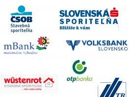 Slovenské banky - loga