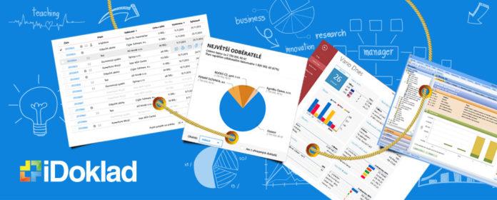 iDoklad online účetnictví