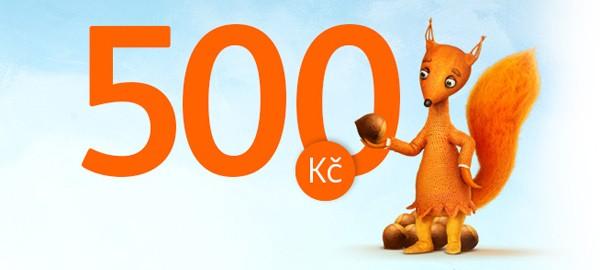 ING konto 500 Kč pro vás!