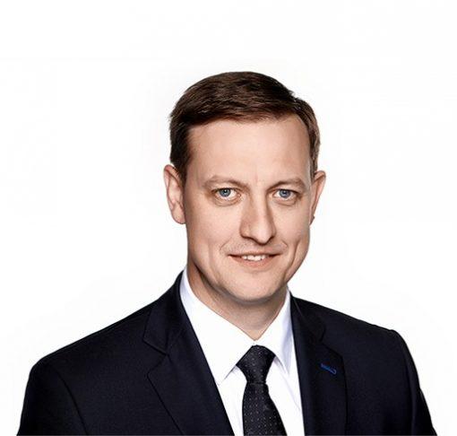 Předseda představenstva banky CREDITAS Vladimír Hořejší
