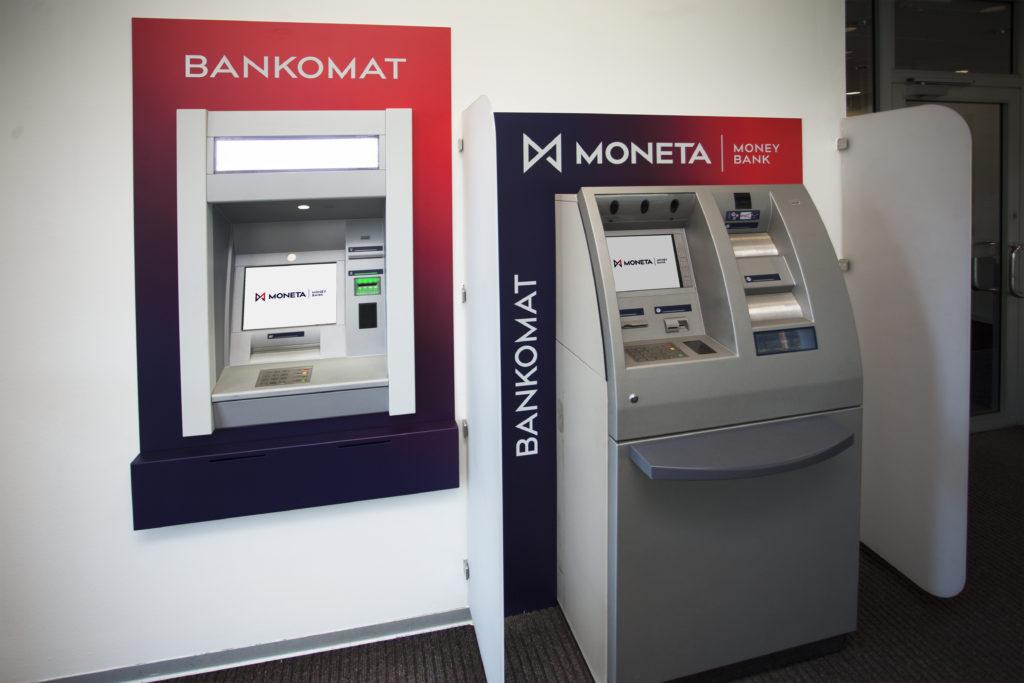MONETA Money Bank - bankomat