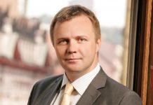 Jan Juchelka - generální ředitel Komerční banky (KB)