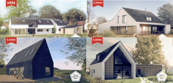Architektonická soutěž Český ostrovní dům