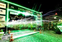 NN Night Run - termíny běžeckých závodů 2017/2018