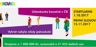 Účtenková loterie - účtenkovka