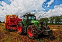 Zemědělství - investice do zemědělské půdy a techniky, Investiční dotace
