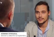 Dominik Stroukal - rozhovor pro DVTV na téma bitcoin a další kryptoměny