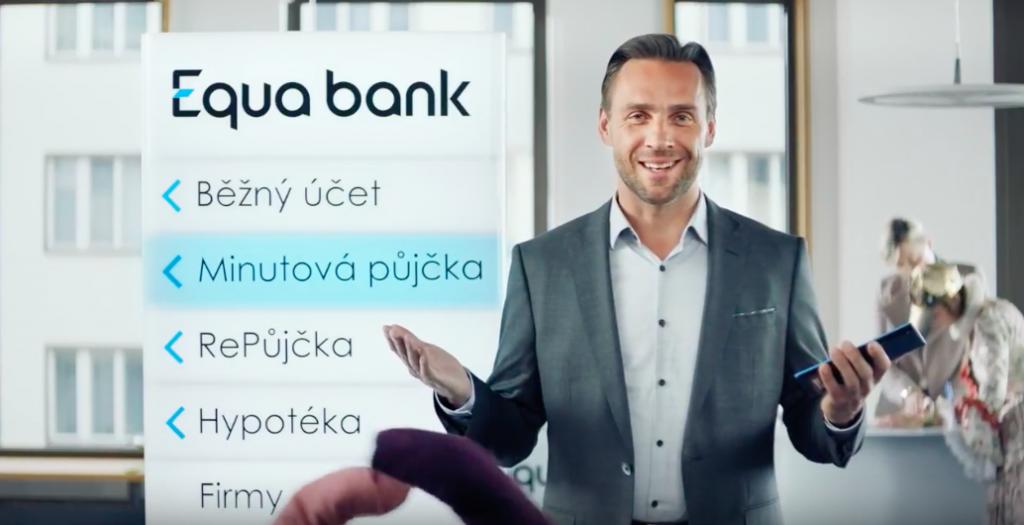 Equa bank půjčka - nová reklama 2018