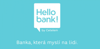 Hello bank! logo banky