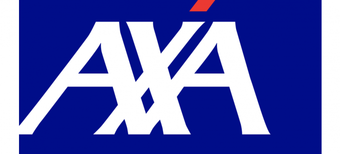AXA pojišťovna - logo