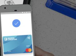 Banka CREDITAS zavedla platby mobilem Google Pay