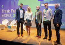 Konference Trask Future Insight 2019 - české bankovnictví a moderní technologie, nástup fintech společností