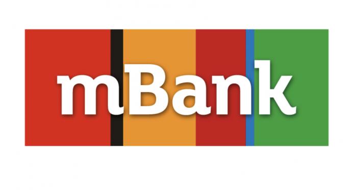 mBank logo banky