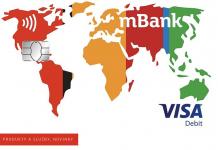 mKarta Svět k mKontu od mBank