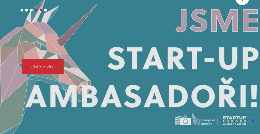 Start-up ambasadoři CzechInvest