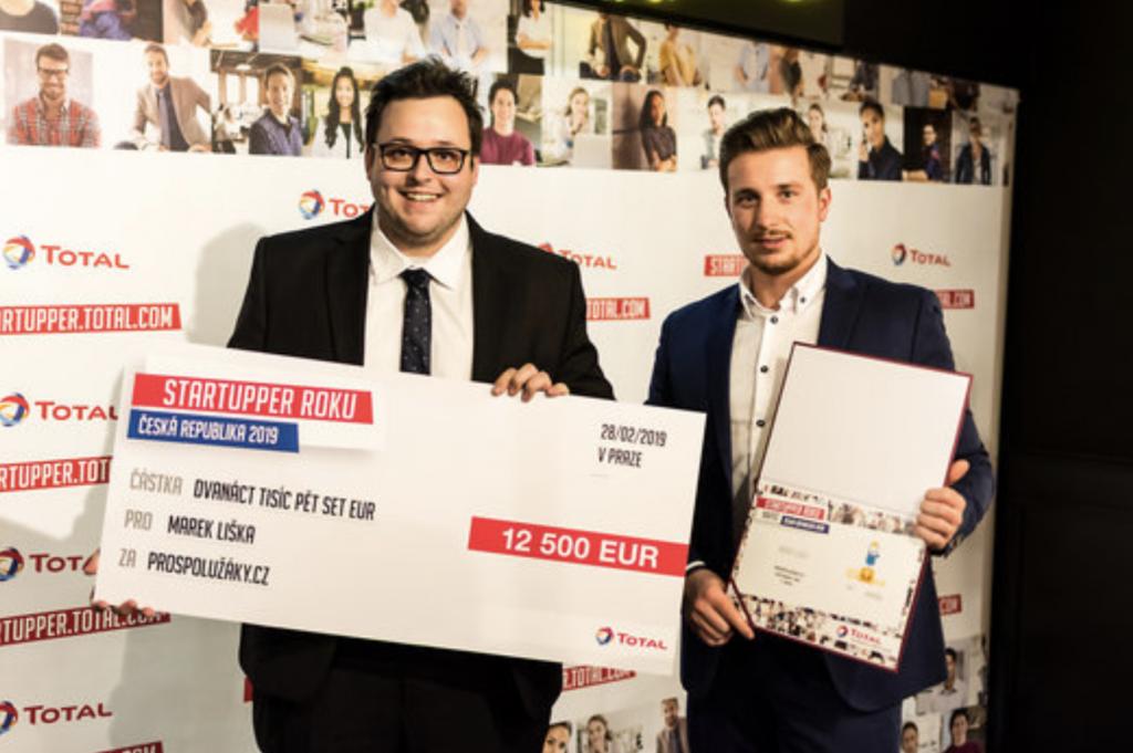Total Startupper: Marek Liška a Radek Lekeš, projekt ProSpolužáky.cz
