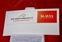 129. Velká pardubická se Slavia pojišťovnou