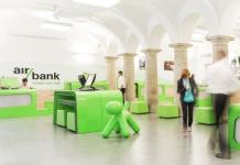 Air Bank - pobočka banky