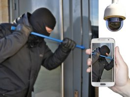 Pojištění domácnosti proti vykradení a zlodějům