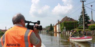 Povodně v Česku pohledem pojišťovny Allianz