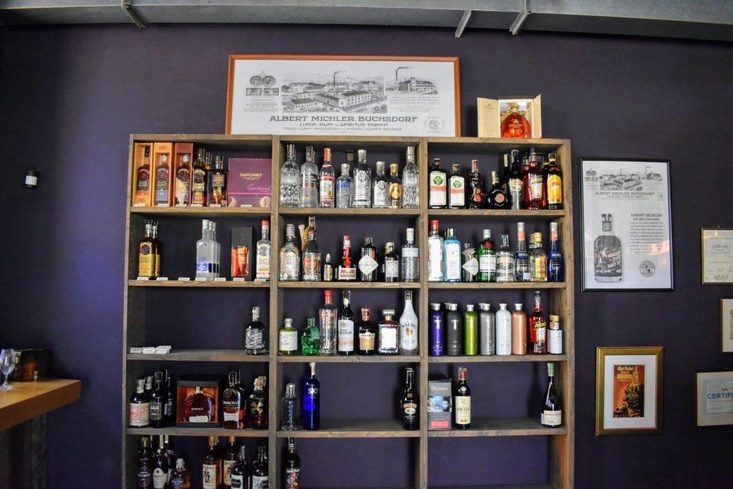 Alkohol.cz a jejich prodejna