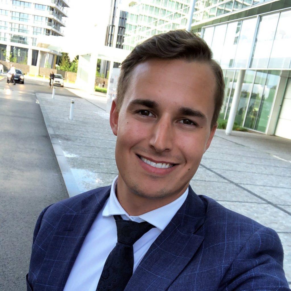Lukáš Ticháček - zemský ředitel SMS finance a.s.