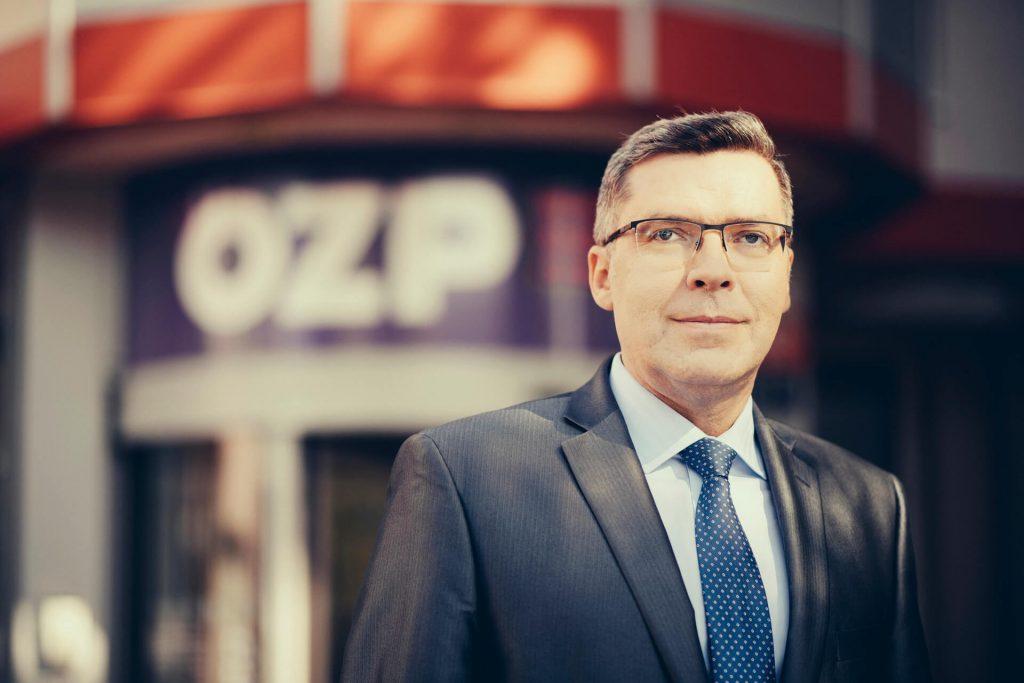 Radovan Kouřil - generální ředitel OZP
