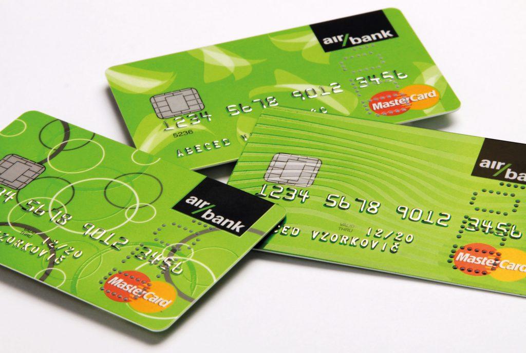 Air Bank design karet