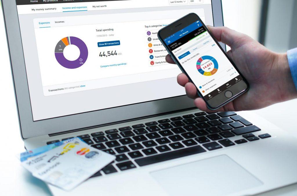 Digitální banky a fintech společnosti