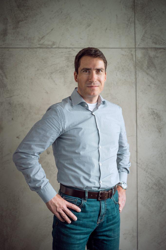 Karel Beran ze společnosti Banking Software Company (BSC)