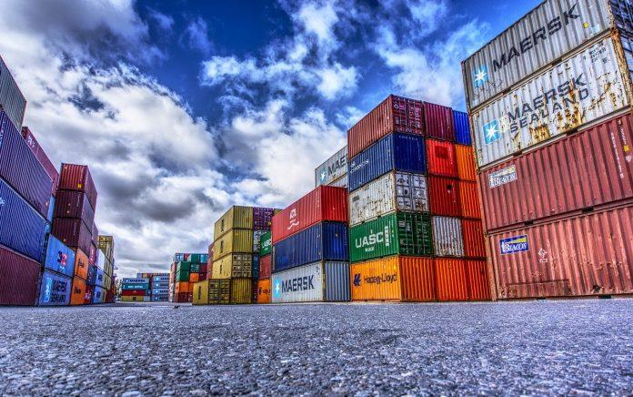 Vývoj zahraničního obchodu 2020 - export, import
