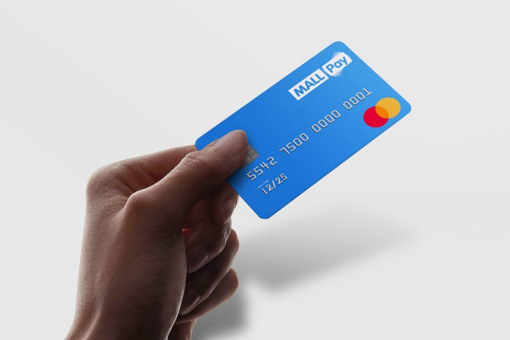 MALL Pay - skipovací platební karta