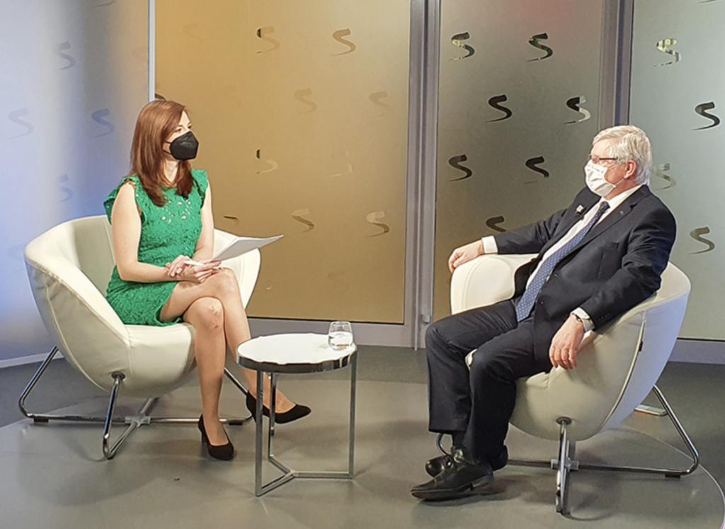 Rozhovor s guvernérem ČNB Jiřím Rusnokem